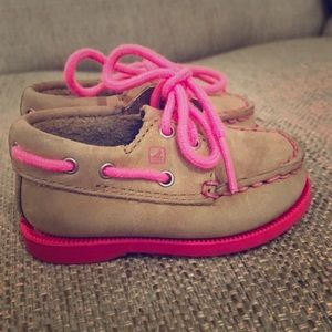 Sperry Top-sider infant shoes
